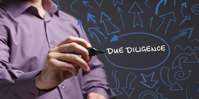 Elaboration of business due diligence