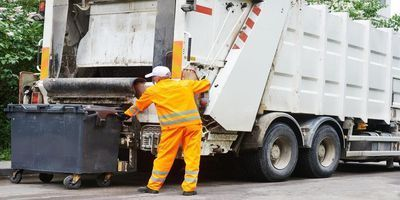 municipal waste collection disposal